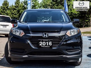 2016 Honda HR-V LX AWD   Winters   Rear Cam   Bluetooth   Htd Sts