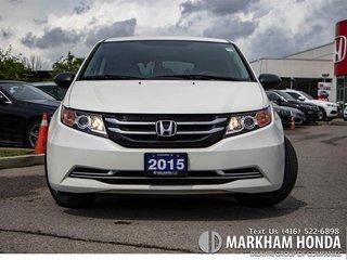 2015 Honda Odyssey LX in Markham, Ontario - 2 - w320h240px