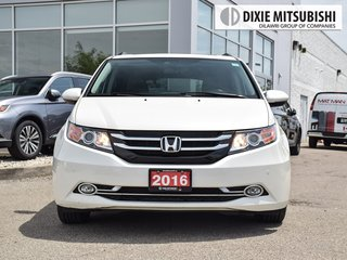 2016 Honda Odyssey Touring in Mississauga, Ontario - 2 - w320h240px