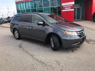 2016 Honda Odyssey EX-L Res in Mississauga, Ontario - 4 - w320h240px