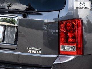 2015 Honda Pilot Touring   Sunroof   Lthr   Htd Sts   Navi   DVD