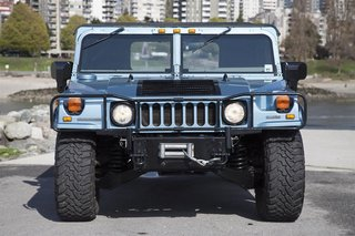 2001 Hummer H1 Convertible