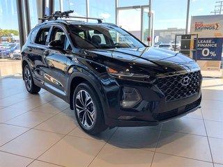 2019 Hyundai Santa Fe Ultimate AWD 2.0T Dark Chrome in Regina, Saskatchewan - 2 - w320h240px