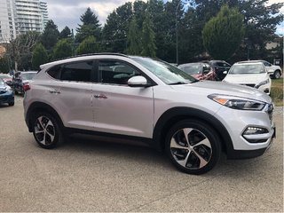 2016 Hyundai Tucson AWD 1.6T Limited in Vancouver, British Columbia - 4 - w320h240px