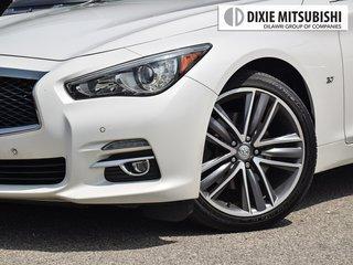 2015 Infiniti Q50 AWD in Mississauga, Ontario - 6 - w320h240px