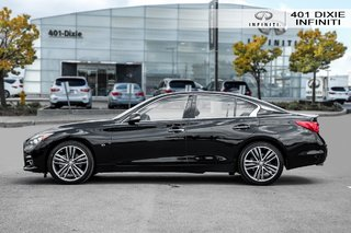 2015 Infiniti Q50 AWD in Mississauga, Ontario - 3 - w320h240px