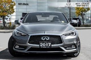 2017 Infiniti Q60 3.0T AWD in Mississauga, Ontario - 2 - w320h240px