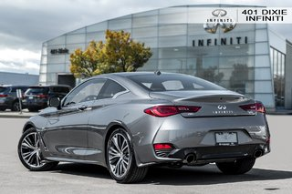 2017 Infiniti Q60 3.0T AWD in Mississauga, Ontario - 4 - w320h240px
