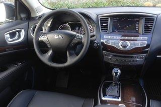 2018 Infiniti QX60 AWD in North Vancouver, British Columbia - 4 - w320h240px
