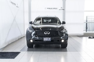 2017 Infiniti QX70 Sport in Langley, British Columbia - 2 - w320h240px