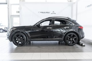 2017 Infiniti QX70 Sport in Langley, British Columbia - 4 - w320h240px