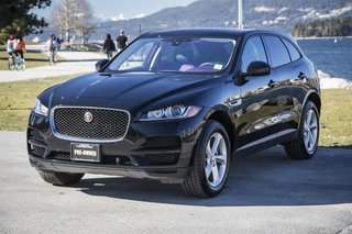 2018 Jaguar F-Pace 25t AWD Premium
