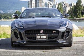 2015 Jaguar F-Type Coupe S at