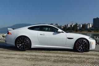 2014 Jaguar XKR-S Coupe