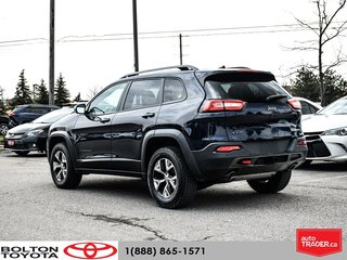 2016 Jeep Cherokee 4x4 Trailhawk in Bolton, Ontario - 4 - w320h240px