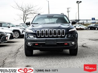 2016 Jeep Cherokee 4x4 Trailhawk in Bolton, Ontario - 2 - w320h240px