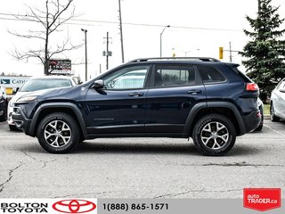2016 Jeep Cherokee 4x4 Trailhawk in Bolton, Ontario - 3 - w320h240px