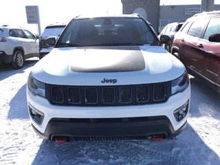 2019 Jeep Compass 4x4 Trailhawk in Regina, Saskatchewan - 2 - w320h240px
