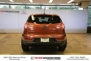 2011 Kia Sportage 2.4L LX AWD at in Vancouver, British Columbia - 6 - w320h240px