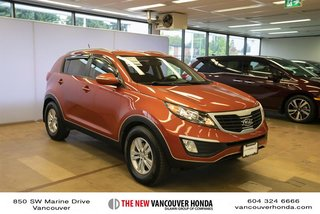 2011 Kia Sportage 2.4L LX AWD at in Vancouver, British Columbia - 2 - w320h240px