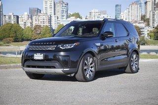 2017 Land Rover Discovery Diesel Td6 HSE Luxury