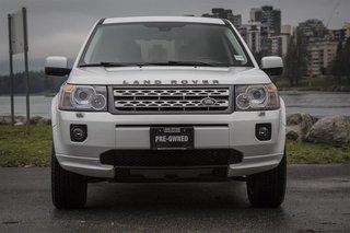 2011 Land Rover LR2 HSE