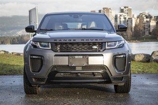 2018 Land Rover Range Rover Evoque HSE DYNAMIC Convertible