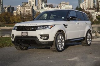 2014 Land Rover Range Rover Sport V8 Supercharged Dynamic (2)