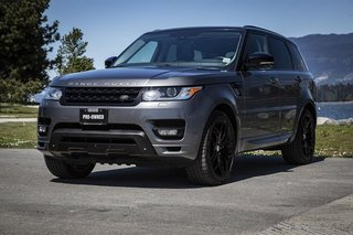 2014 Land Rover Range Rover Sport V8 SC Autobiography Dynamic