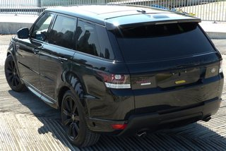 2016 Land Rover Range Rover Sport V8 Supercharged Autobiography Dynamic