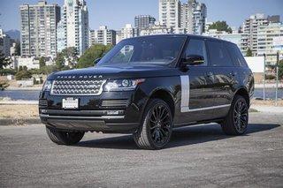 2014 Land Rover Range Rover V8 Autobiography