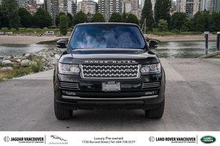 2016 Land Rover Range Rover V8 Autobiography Supercharged LWB (2016.5)