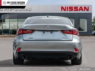 2015 Lexus IS250 AWD 6A in Mississauga, Ontario - 5 - w320h240px