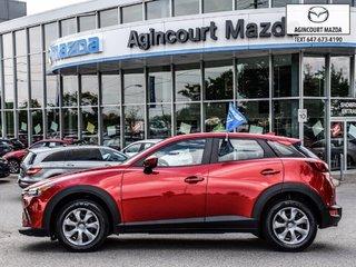 2017 Mazda CX-3 GX   No Accidents   New Tires   Rear Camera
