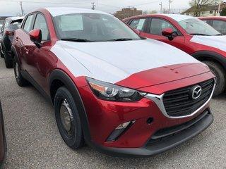 Mazda CX-3 GX Rabais/Discount Jusqu'a $1000 2019