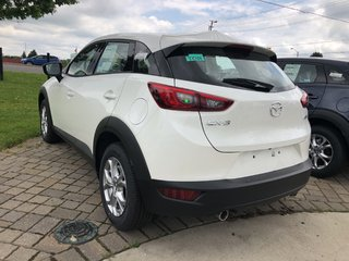 Mazda CX-3 GS FWD at (2) 2019