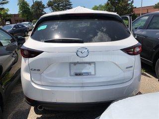 2018 Mazda CX-5 GS FWD at