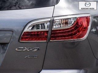 2011 Mazda CX-9 GS AWD   Leather   Sunroof   Heated Seats   Camera