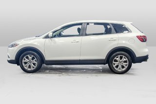 Mazda CX-9 GSL AWD Cuir Toit Ouvrant 7 Passengers 2015