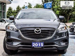 2015 Mazda CX-9 GS   Navi   Pwr/Htd Sts   Bluetooth   Rear Cam