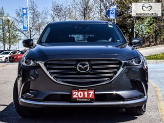 2017 Mazda CX-9 GT Tech   Hitch   Sunroof   Lthr   Navi   Htd Sts