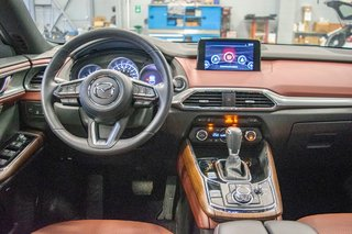 Mazda CX-9 SIGNATURE Comme Neuf 9020 KM Cuir Nappa 2018