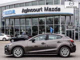 2015 Mazda Mazda3 Sport GS   Htd Sts   Navi   Rear Cam   Bluetooth   Alloy