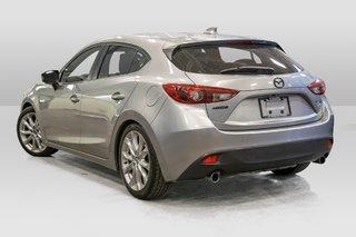 2015  Mazda3 Sport GT Bi-Xenon Cuir Sieges Chauffants