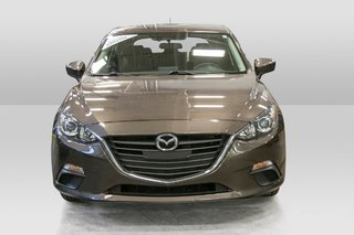 Mazda3 Sport GS Sieges Chauffants Caméra De Recule 2015
