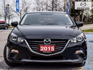 2016 Mazda Mazda3 Sport GX   Touchscreen   Rear Cam   Bluetooth   A/C
