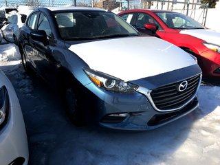 Mazda Mazda3 Sport GX 2018