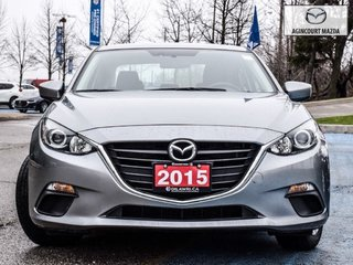 2015 Mazda Mazda3 GS   Htd Sts   Rear Cam   Bluetooth   Push Start