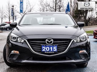 2015 Mazda Mazda3 GS   Htd Sts   Rear Cam   Bluetooth   Touchscreen