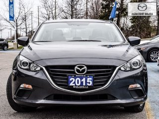 2015 Mazda Mazda3 GS   Rear Cam   Htd Sts   Bluetooth   Touch Screen